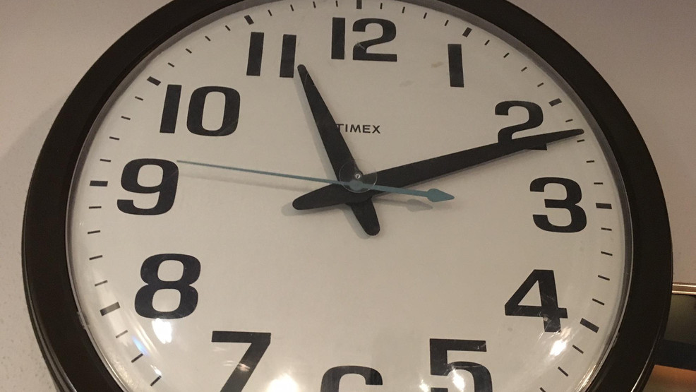 Oregon lawmakers passed a bill in June 2019 to keep Oregon on daylight savings time all year. The governor signed it into law a week later. But you'll still need to set your clock back an hour this Sunday. (SBG)