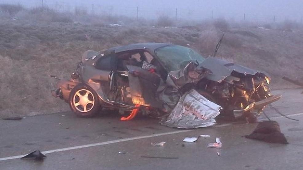 Multiple crashes, one fatal, on foggy I-84 near Oregon/Idaho border