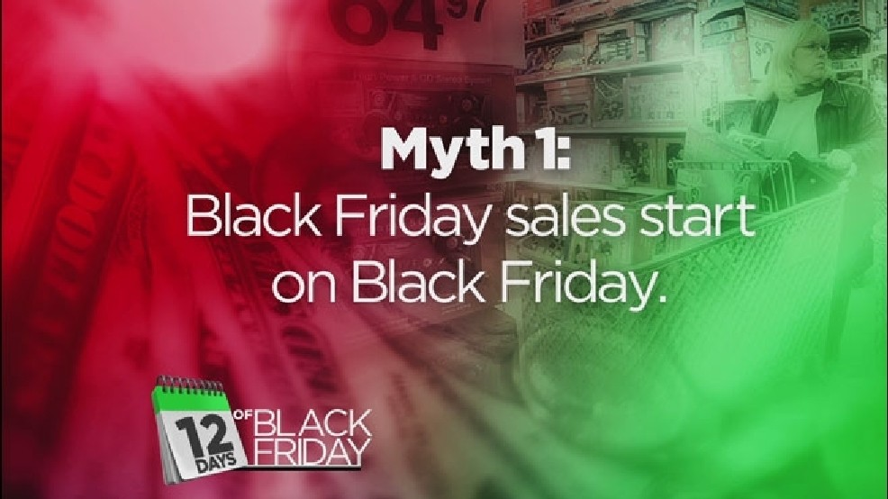 7 Black Friday Myths Katu