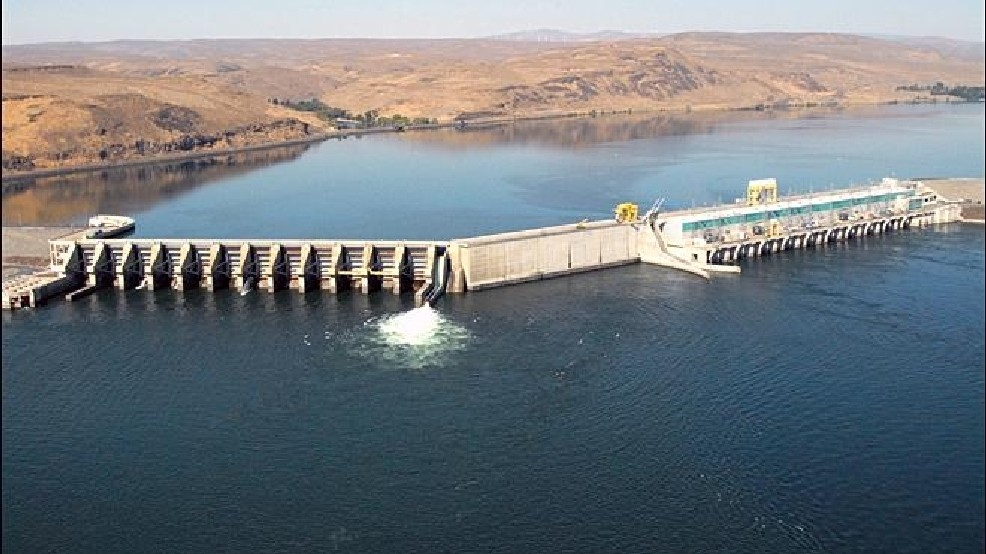 Costs of Columbia River dam crack pegged at $61 million | KATU