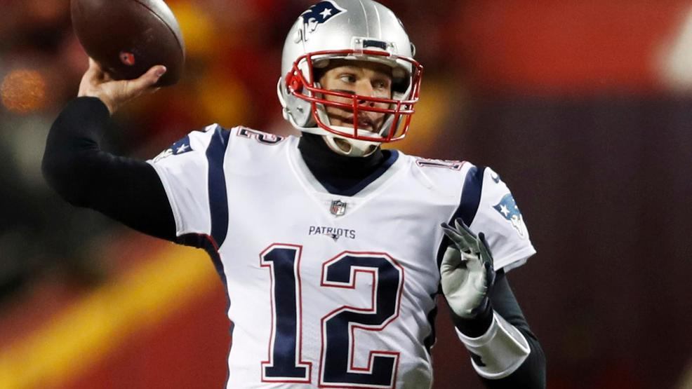 New England Patriots advance to face Los Angeles Rams in Super Bowl