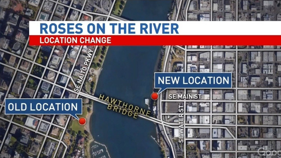 Roses On The River 5k Changes Location Due To Aug 17