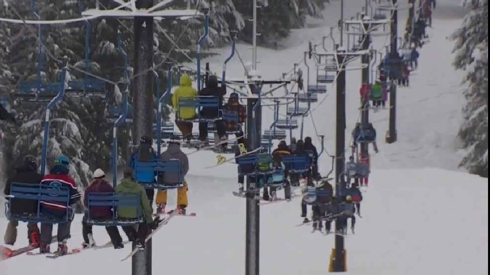 Expect heavy traffic en route to Mount Hood | KATU on portland traffic, wftv traffic, wkyc traffic, abc news traffic, san clemente traffic, koin traffic, kgw traffic,