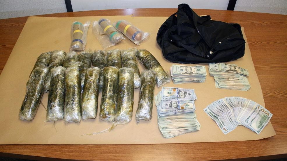 Moore County Drug Bust