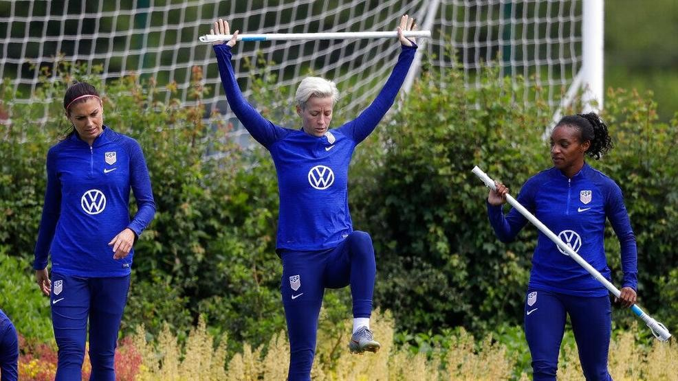 Crystal Dunn readies for Women's World Cup after getting cut