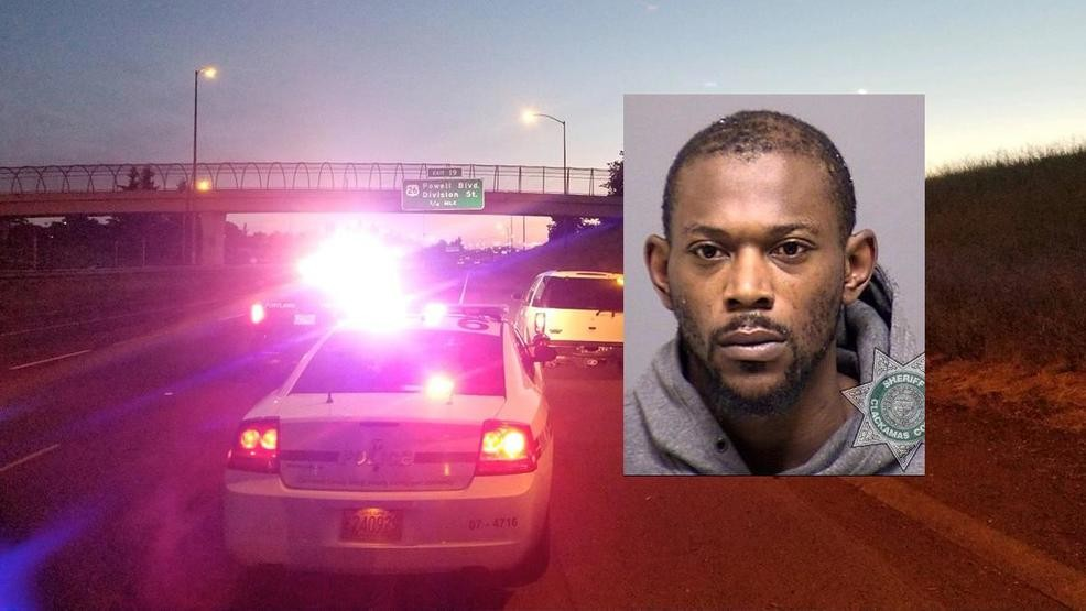 Driver arrested, wanted passenger escapes after chase in