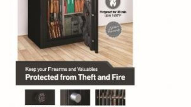 Gun safes recalled because bolt malfunction could let them