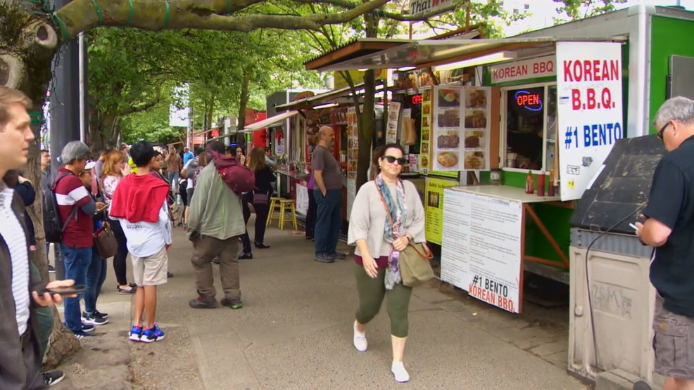 New safety and sanitation rules may be on the way for Oregon county food cart pods