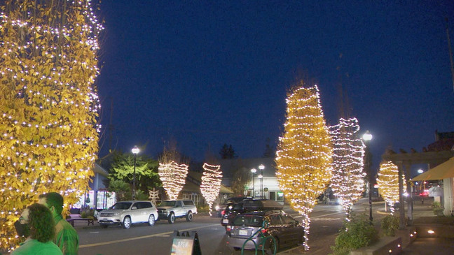 Christmas Events Portland Or 2021 Holiday Light Shows Return To Portland Metro With Covid 19 Modifications Katu