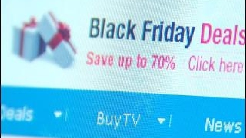 Scam Alert Black Friday Online Shopping Katu