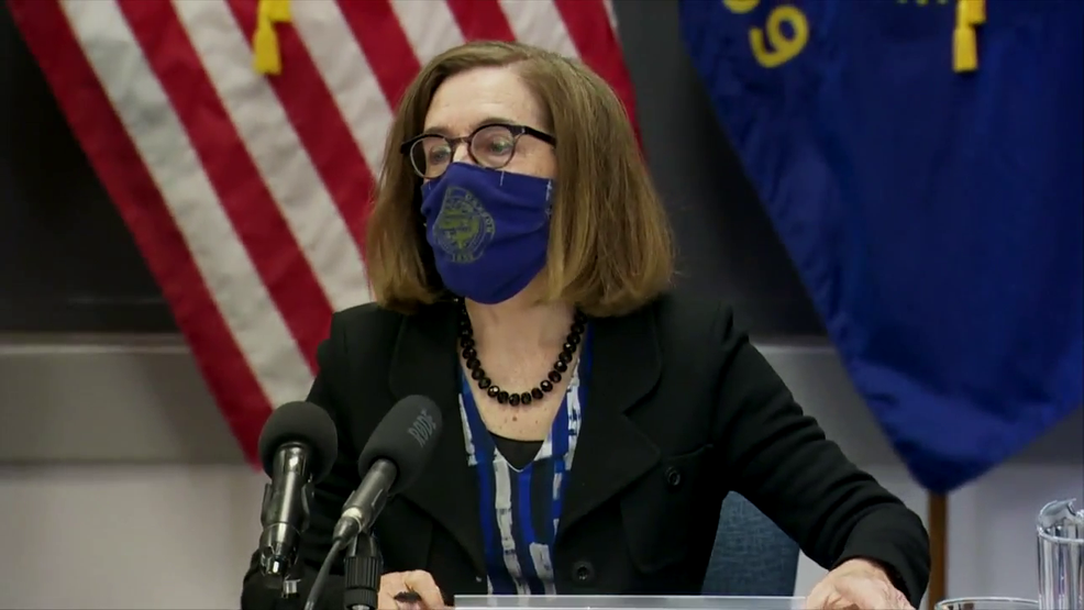 Oregon Gov. Kate Brown on Tuesday extended her declaration of a state of emergency for COVID-19 another 60 days until January 2, 2021. (File/SBG)